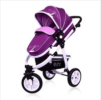 Wholesale Baby Strollers New Baby Pram Folding Multifunctional Comfortable Stroller Travel carriage by baby strollers MC