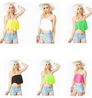 Wholesale Cheap Hot Sale Bikini Beach Cover Up Women Chiffon Loose Wrapped Chest Summer Sexy Beachwear Tunic Mini Dress Short Sarongs Pareos Wrap