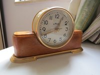 bell union - Former Soviet Union produced rooftop bell lighthouse brand non Swiss German alarm clock