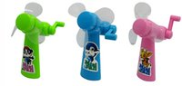 small fans - Children Gift For Kids Summer Manual fans Portable Small Mini Hand Fan