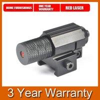 airsoft guns handguns - 21mm Tactical Hunting Mini Tactical nm Red Dot Laser Sight for Pistol Handgun Air Gun Outdoor Airsoft Riflescopes Optical order lt no tra