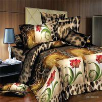 Cheap 2015 NEW 3D bedding set Marilyn Monroe flower bed linen set 4 pcs quilt  bed sheets   pillowcases king size