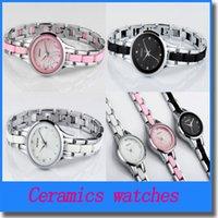 animal brand watches - Hot Brand SENDA Luxury Imitative Ceramic Quartz Watches Women Dress Watches Women Girls Ladies Gift Wristwatches