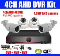 access body - 4CH AHD CCTV System CH P Full p AHD DVR kit MP TVL AHD Cameras Security Camera System P2P Easy Access