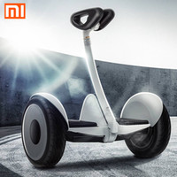 Wholesale FREE Original Xiaomi Self balancing Scooter Ninebot Mini Two wheel Electric Balance Car Colorful LED Smart App Skateboard