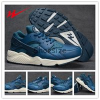 air force premium - Drop Shipping Onemix Air Huarache Run Classic Premium Women s Sports Running Shoes Blue Force Sail