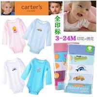 onesies - dhl free Baby Rompers BodySuit Baby One Piece Rompers Short Sleeve Romper Onesies Cotton Baby Clothing m