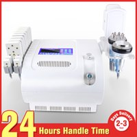 beauty equipement - Diode Lipo Laser Cryolipolysis Cooling K Cavitation Sextupole RF Fat Freezing Cold Body Slimming Beauty Equipement