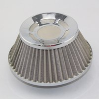Wholesale inlet air filter High flow mushroom head Wire mesh auto parts