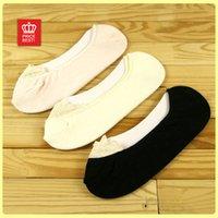 al por mayor comfort zone-Meia Limited femeninos Calcetines invisibles Shallow Boca Encaje Sen Line 2015 modelos de explosión barato absorbente Anti Sudor Comfort Zone
