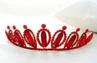 fashion rhinestone crown - 2015 Wedding bridal headdress bridal Hair Accessories fashion crown rhinestone Hair Charms Wedding Accessories TS70