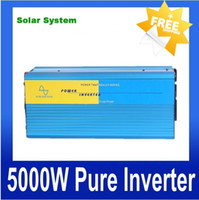 Wholesale inversor senoidal W Pure Sine Wave Inverter W Peak vdc to VAC Power Inverter