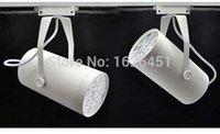 Wholesale Dectorate for super market led spot light led lighting CE ROHS w high power cob led track light lm w