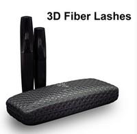 Wholesale Top Brand D fiber lashes MASCARA Rimel Makeup set High Quality set eyelash waterproof double mascara