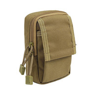 Wholesale Molle Airsoft Tactical Military Waist Bag Combat Army Hunting Shooting Outdoor Sports Portable Durable Medical Pouch First Aid Bag