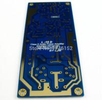 av amplifiers - L15D W W Class D power amplifier kit IRS2092 IRFI4019H by LJM amplifier g amplifier av