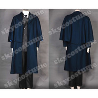 barnabas collins coat - Dark Shadows Johnny Depp Barnabas Collins Coat Cosplay Costume Set S016
