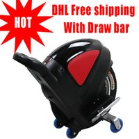 Cheap DHL free shipping Martian car draw-bar electric balance scooter automatic Self-balancing Electric Unicycle outdoor one wheel balance bike