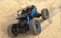 Wholesale Scale Rc Trucks - Electric RC Truck 1 12 Scale 2.4Ghz 4WD High Speed Remote Controlled Car RC Off Road Ready to Run