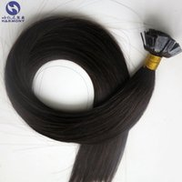 Cheap Flat Tip Hair Extensions Best Remy Human Keratin Hair