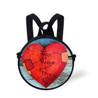 big boy schoolbags - 2015 New Kids School Bags Heart Printing Schoolbags for Children Girls Boys Gifts Big Hero Students Book Bags Mochila Infantil
