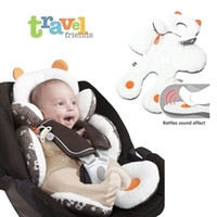 best twin strollers - 2015 New arrival Hot sale best quality Portable baby safety seat Children s Chairs in the Car Updated Version Thickening Spon