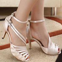 Cheap Custom dance shoe Best high heel dancing shoe