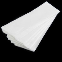 Wholesale Hot sale New Hair Removal Remove Depilatory Wax Strip Nonwoven Epilator Paper Waxing set