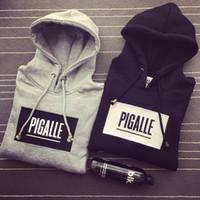 Cheap 2016 winter men hip hop sport palace skateboards pigalle hoodies brand men women sweatshirt pullover clothing sudaderas hombre