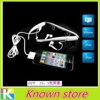 Wholesale For iPad Video Glasses for iPhone S with inch Virtual Screen