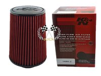 Wholesale K N Cold Air Filter K N Air Filter Universal fit hight type in stocked and ready to ship
