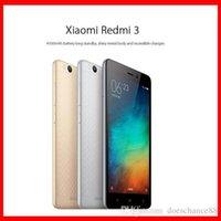 Wholesale Metal Body XIAOMI Redmi G LTE Qualcomm Snapdragon Android5 MIUI inch HD mAh MP Camera SmartPhone