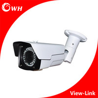 Wholesale CWH A6201T HD AHD Camera with Bracket and white color for Indoor and Outdoor Use MP MP MP Waterproof CCTV Security Camera Surveillance