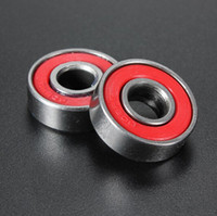 Wholesale Parts ABEC Skateboard scooter longboard rolle skate Wheels Bearing industrial standard