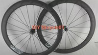 Wholesale High Quality mm K UD ROVAL carbon wheels glossy matte road bike carbon wheel powerway R36 hub spokes quick release