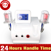 beauty spa design - New Design Two Vacuum Cooling Handles Cryolipolysis Body Shape Fat Frozen Cryo Cold Slimming Spa Beauty Machine