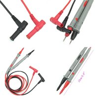 Wholesale Hot Sale Universal Digital Multimeter Multi Meter Test Lead Probe Wire Pen Cable Pair