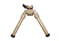 aluminum mounts - 70 OFF Tan BT10 LW17 V8 Aluminum Atlas degrees Adjustable Precision Bipod ADM QD Mount For Rafile Hunting Mount
