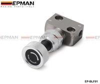 TANSKY - Válvula de Proporción de Freno de Plata de Alta Calidad Apoyo Ajustable, Ajustador de Plegado de Freno Puesta en Carril Tipo EP-BLF01