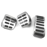 Wholesale Replacement Parts Pedals OEM Sport MT Pedals Pads Set for VW Golf Jetta MK4 Bora for Polo for Beetle