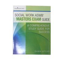 Wholesale Social work ASWB Master Exam Guide
