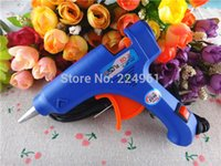 Wholesale 20W V Electric Heating Hot Melt Glue Gun Crafts Repair Tool Professional mm mm Glue Sticks