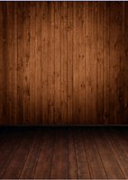 Wholesale 200CM CM Photography Backdrops Photo Studio baby mini background wood wall floor