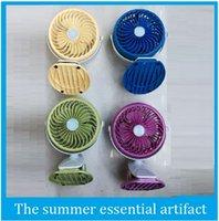 2015 Clip NUEVO mini ventilador de la batería pequeño ventilador del verano del bebé del cochecito de bebé de la cama de Safty del ventilador del ventilador Clip B001 envío libre de DHL ventilador de techo ventilador solar