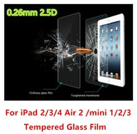 9.7 apple ipad screen size - Perfect Size For iPad mm D Tempered Front Glass Screen Protector Toughened Film for ipad air mini