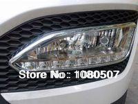 9 LED hyundai ix45 - LED Daytime Running DRL lamp for Hyundai santa ix45 high quality LED Daytime running light