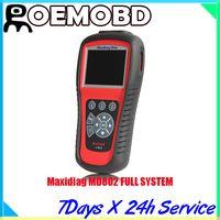 al por mayor autel md802-Autel original Maxidiag MD802 PARA el sistema del sistema 4 del explorador del sistema del motor / de la transmisión / ABS / Airbag o todo el sistema