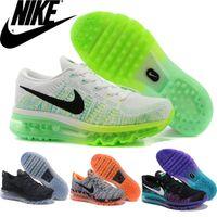 air max women shoes - Nike Flyknit Air Max Men s Women s Running Shoes Original Quality Nike Airmax Flyknit Maxes For Men Women Sports Sneakers
