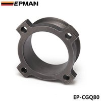 Wholesale EPMAN GT35 GT30 quot Bolt To quot V band Turbo Flange Downpipe Exhaust Conversion Adaptor EP CGQ80