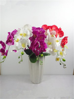 artificial flow - Greater Than Glue High grade Simulation Butterfly Orchid Orchid Fake Flower Simulation Flower Direct Manufacturers Artificial Flow